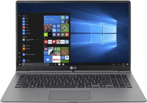 LG Gram Thin and Light Laptop