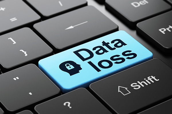 Causes, effects, and recovery of lost data